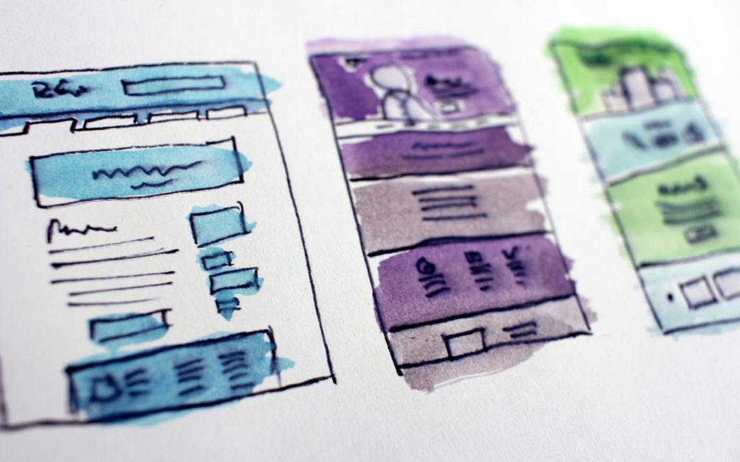 L'UX designer analyse le parcours-type de l'utilisateur